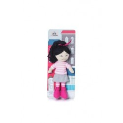 Minimondos Bambino Mia Soft Doll (Small)