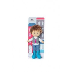 Minimondos Bambino Luca Soft Doll (Small)