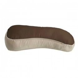 Bambino Milkbar Nursing Pillow Single Chocolate