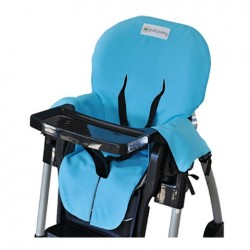 Bambino Grubby Bubby Highchair Cover Blue