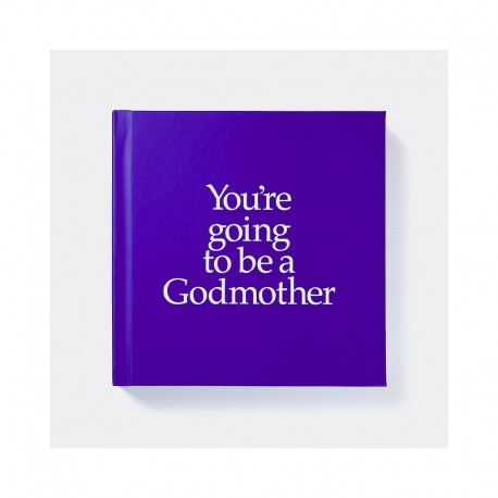 Pooter Gifts You're Going to be a Godmother