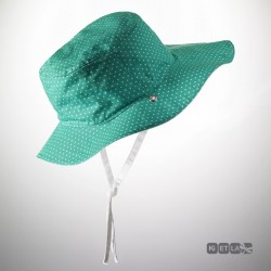 Ki ET LA Sun hat 2/4 years-Green Mood