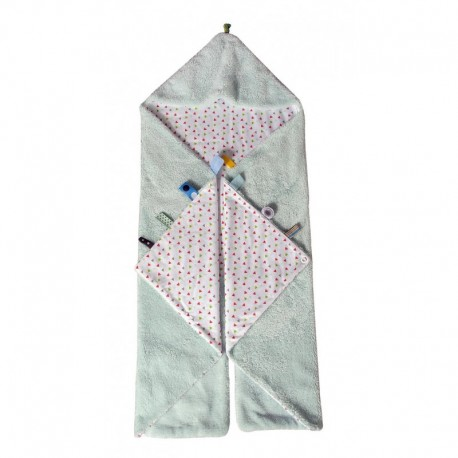 Snoozebaby Trendy Wrapping Wrap Blanket - Fresh Mint