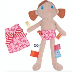 Snoozebaby Dress-Up Doll - Sis