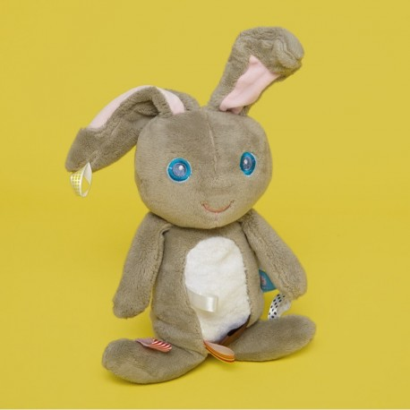 Snoozebaby Cuddle Toy - Moochi the Cuddling Rabbit