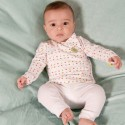 Snoozebaby Long Pants in White