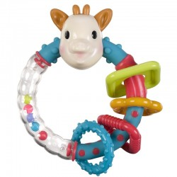 Sophie la girafe - Multi-Textured Rattle