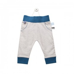 Snoozebaby Suave pants Grey Melange
