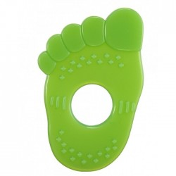 Simba Lemon Flavor Silicone Teether - Foot