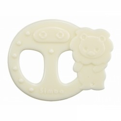 Simba Milk Flavor Silicone Teether - Simba