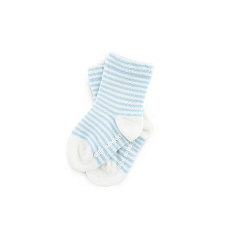 Bebe Bamboo Bamboo Socks Blue-White