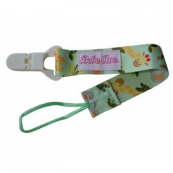 Bebe Avenue Pacifier Holder - In the Zoo