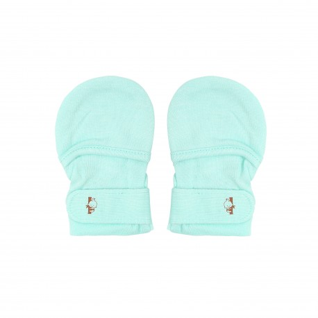 Bebe Bamboo Adjustable Bamboo Mitten - Mint