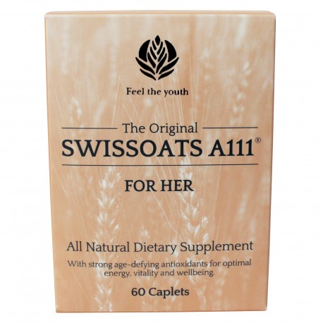 Swissoats A111 For HER (60 Caplets)
