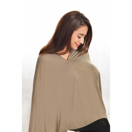 Lunavie Nursing Cover (Mocha)
