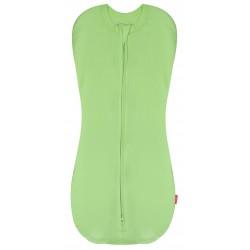 Lunavie Antibacterial Swaddle Pouch (Green)