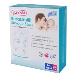 Lunavie Breast Milk Storage Bag 7oz