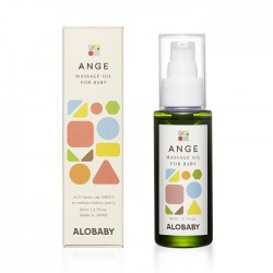 Alobaby ANGE Massage Oil (80ml)