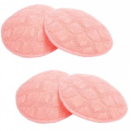 Autumnz Washable Breast Pads (6pcs/pack) - Melon *TWIN PACK*